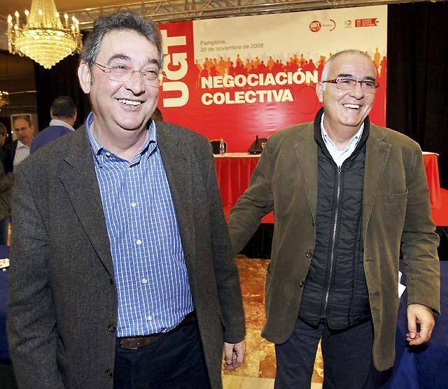 UGT de Navarra advierte de que la pérdida de poder adquisitivo profundizará la crisis