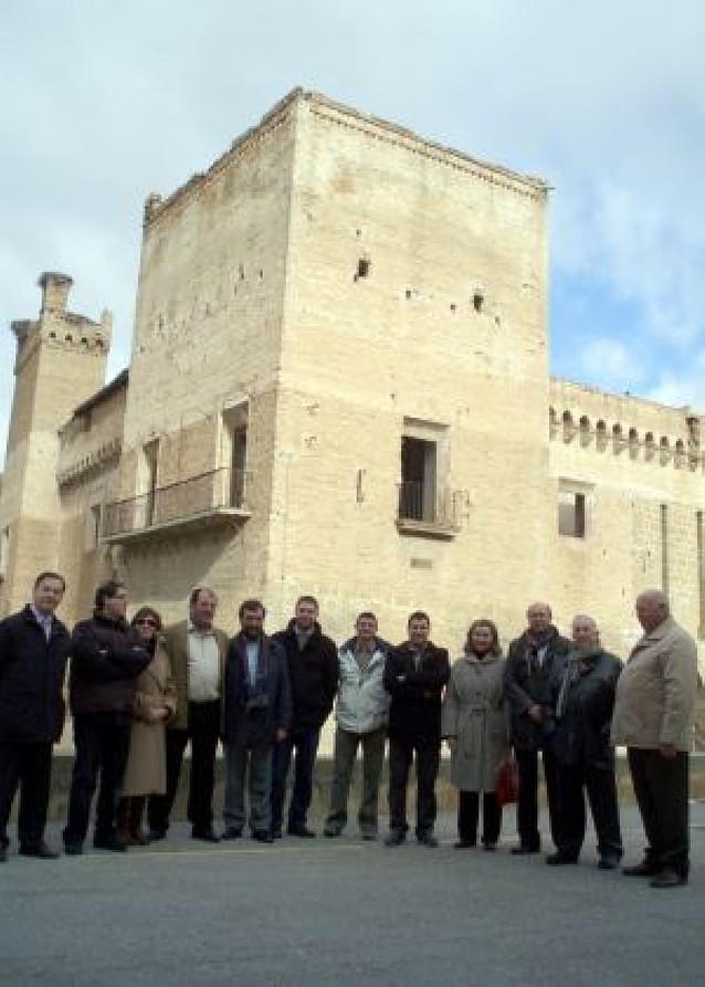 8,4 millones para reformar el castillo de Marcilla