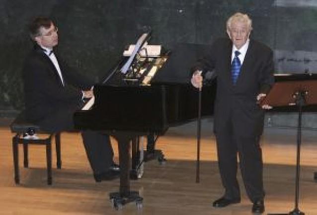 Homenaje a García Leoz en Madrid