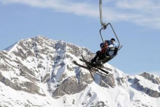 Un nuevo anticipo para el esquí