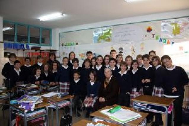 Marta Zubieta gana el Concurso de Tarjetas de Navidad tres años seguidos