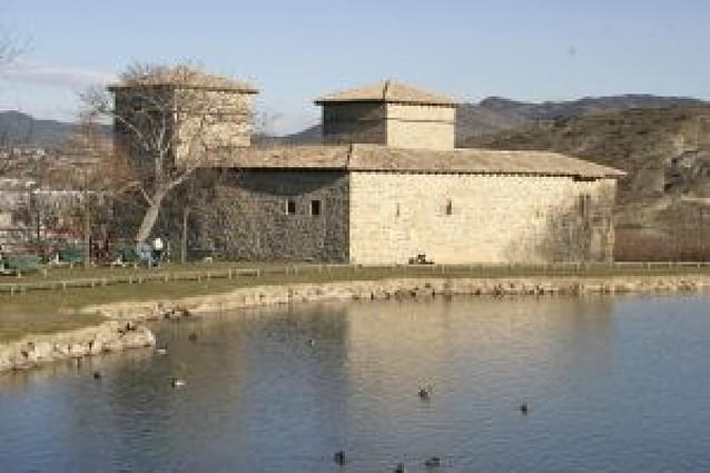 Suspendida la reforma del palacio del Marqués de Rozalejo, y la sede de Sodena en Mendillorri