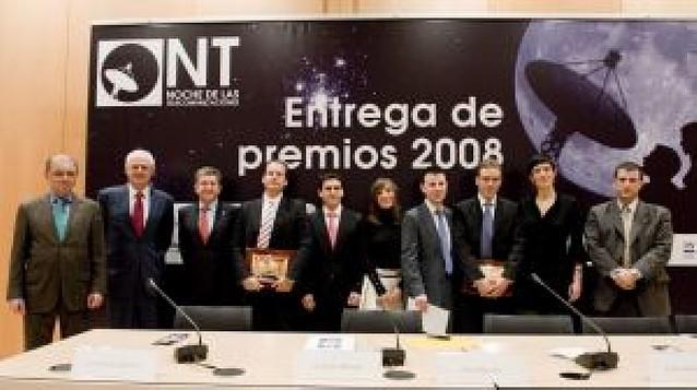 Premios de la Asociación Navarra de Ingenieros de Telecomunicación