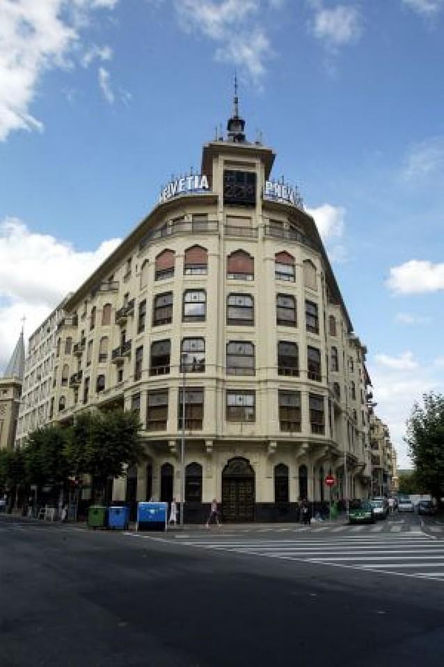Helvetia traslada su sede del centro de Pamplona a Mutilva Baja