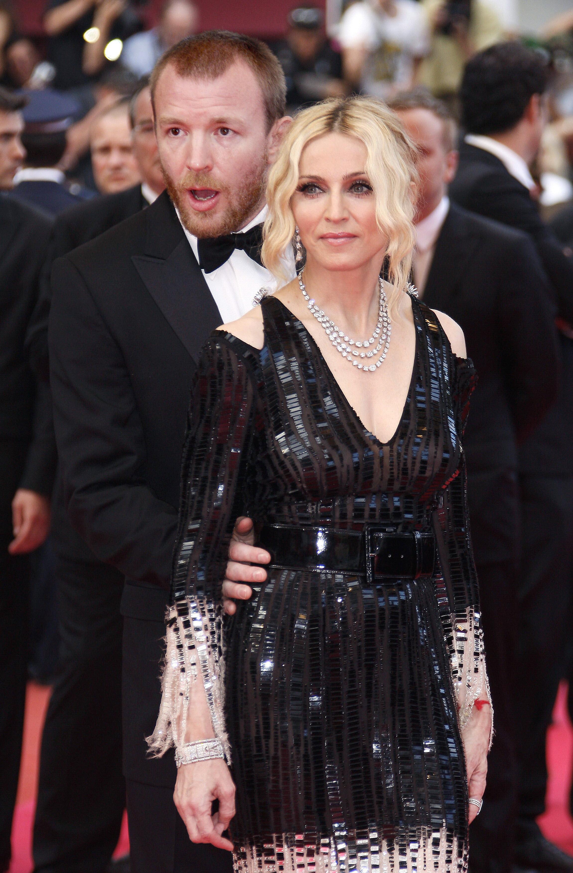 Un juez británico concede el divorcio a Madonna y Guy Ritchie