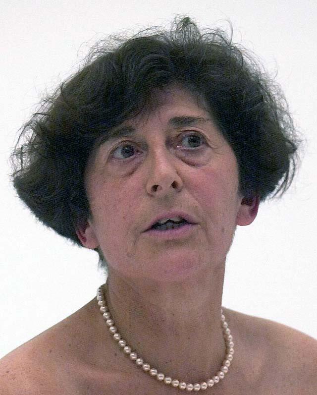 La donostiarra Esther Ferrer, la primera performer española, Premio Nacional de Artes Plásticas