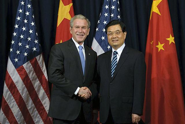 Arranca la cumbre Asia-Pacífico con Bush en retirada