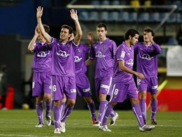 El Valladolid dinamita con goleada la racha del Villarreal