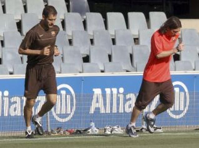 El Barça depende de sí mismo