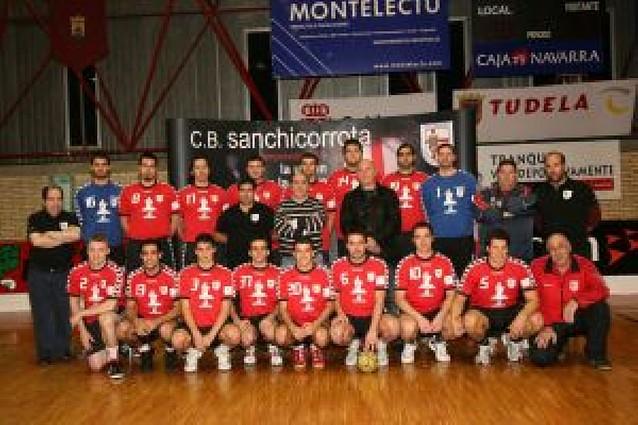 La familia del CB Sanchicorrota