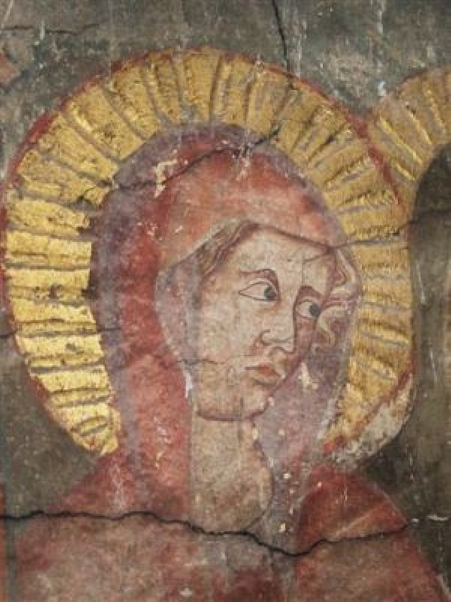 Las mejores pinturas murales góticas