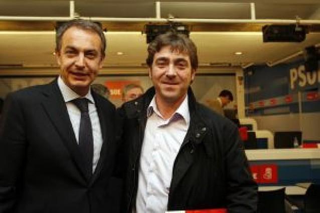 Roberto Jiménez, nuevo miembro de la Comisión Federal de Listas del PSOE