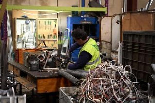 Traperos de Emaús buscan concienciar más en el reciclaje
