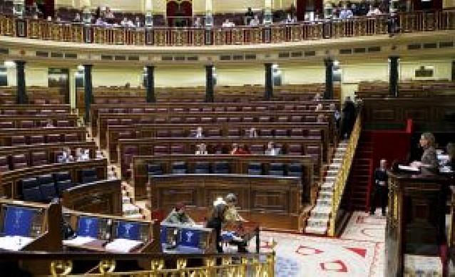 El Congreso, cada vez más vacío