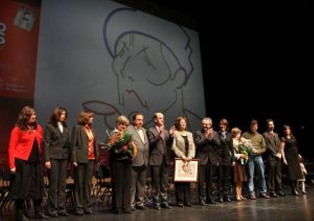 Emotivo homenaje al juglar de la jota navarra