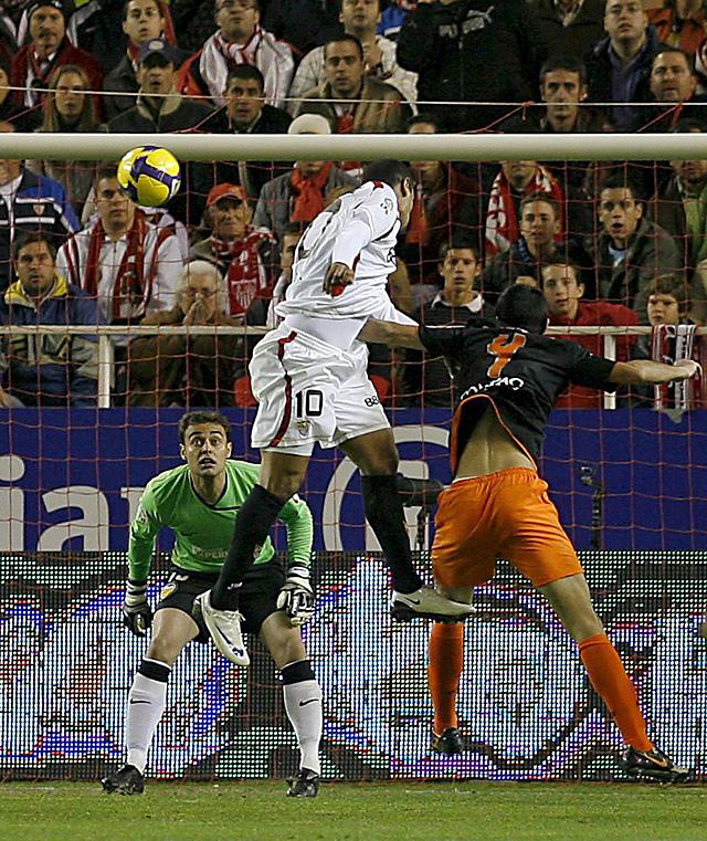 Reparto de puntos entre Sevilla y Valencia