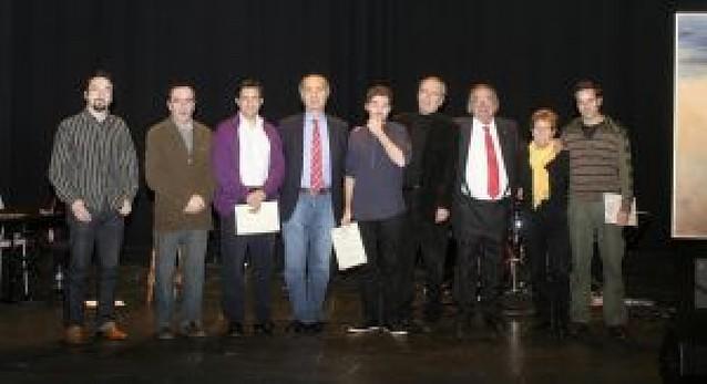 Bilaketa entrega sus premios en Aoiz