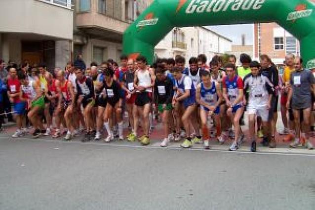 La II Vuelta al Plantío reúne a 300 corredores
