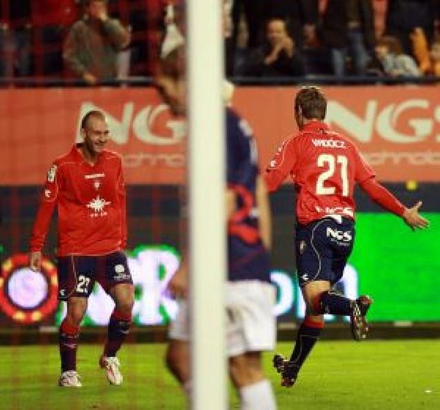 """Cruchaga: """"Esta victoria es para el presi y Roversio"""""""