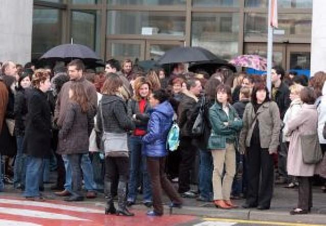 670 enfermeras aprueban las oposiciones y optan a 321 plazas