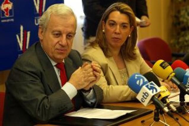 Las actuaciones de Sanz y Barcina, las mejor valoradas en esta crisis