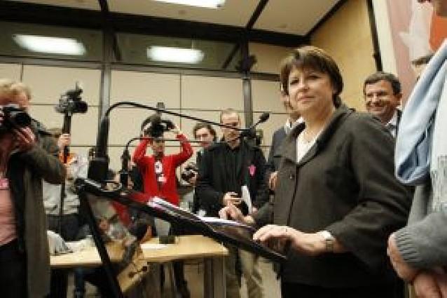 Guerra de cifras y denuncias entre los socialistas franceses
