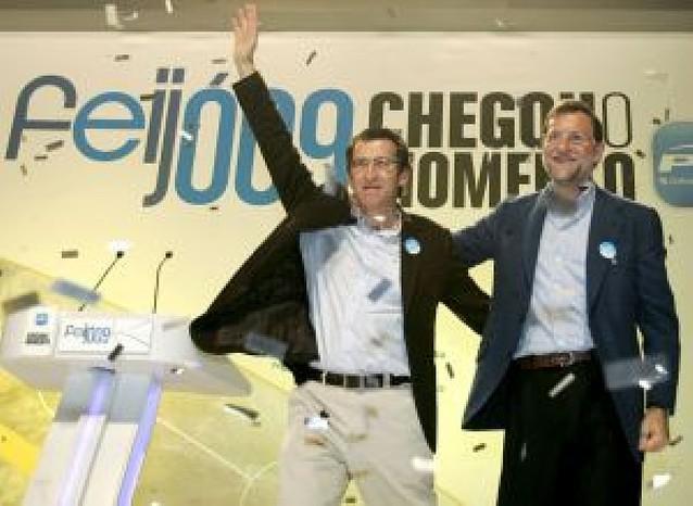 Mariano Rajoy acusa al Gobierno de hacer política a costa de la energía