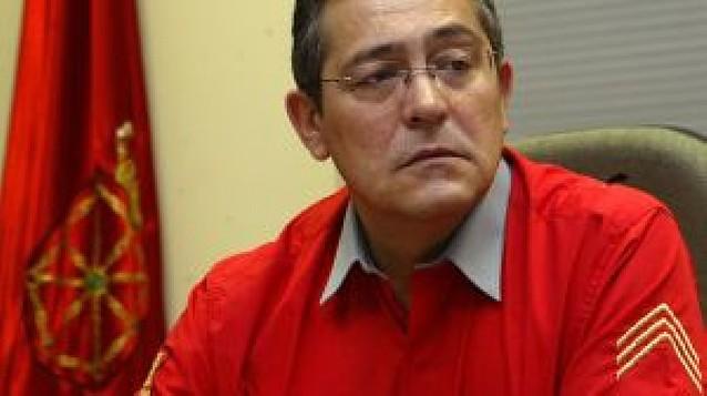 """El jefe de la Policía Foral presenta la dimisión por """"discrepancias profesionales"""" e Interior la rechaza"""