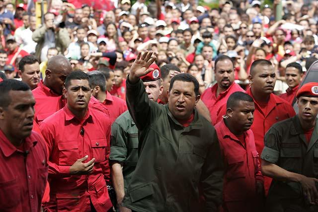 El partido de Chávez obtiene la mayoría, pero la oposición gana en núcleos clave