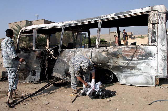 Una veintena de muertos en nueva jornada de violencia en Irak
