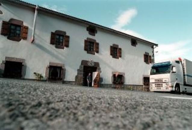 La venta San Blas sigue abierta como hostal y restaurante