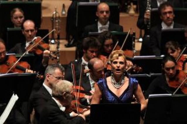 "Ainhoa Arteta cantará en Pamplona la Mimí de ""La Bohème"""
