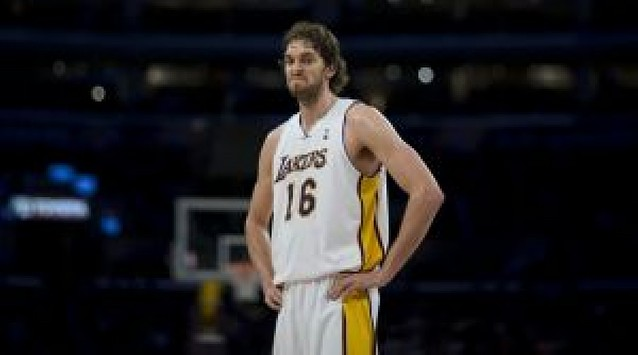 Pau Gasol alerta sobre la relajación de los Lakers