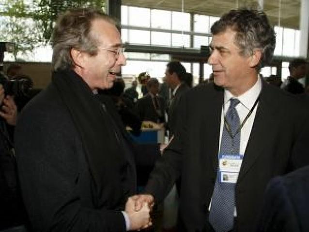 Ángel Villar, reelegido para su sexto mandato