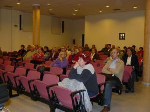 Éxito de público en el cierre de la semana sobre instituciones navarras en Mendavia
