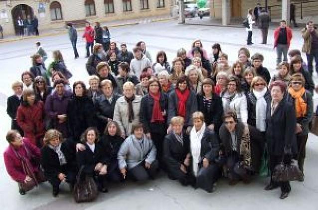 Cadreita reúne a 4 asociaciones de mujeres