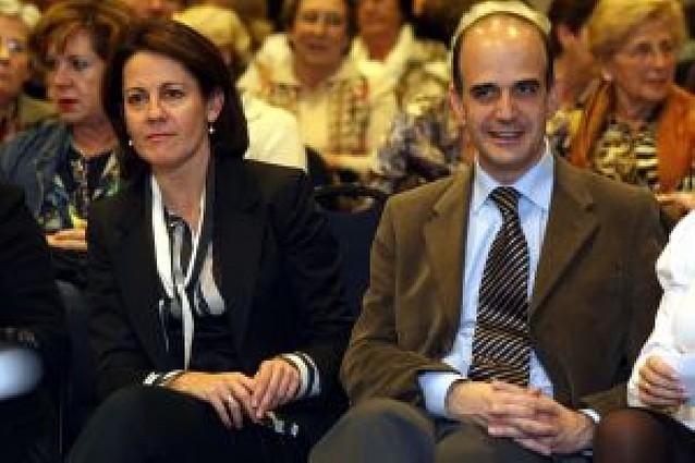 Catalán no aclara si optará a presidir UPN y afirma que queda tiempo para decidirlo