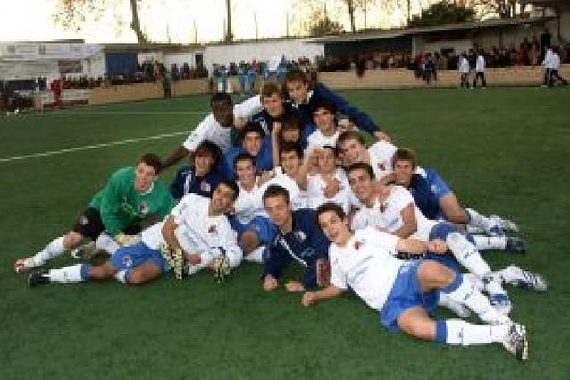 El mejor fútbol cadete se vuelve a citar en Murchante