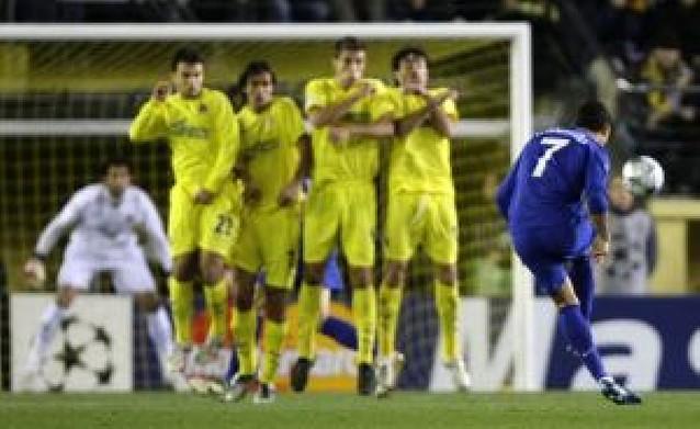 En El Madrigal, el empate esperado