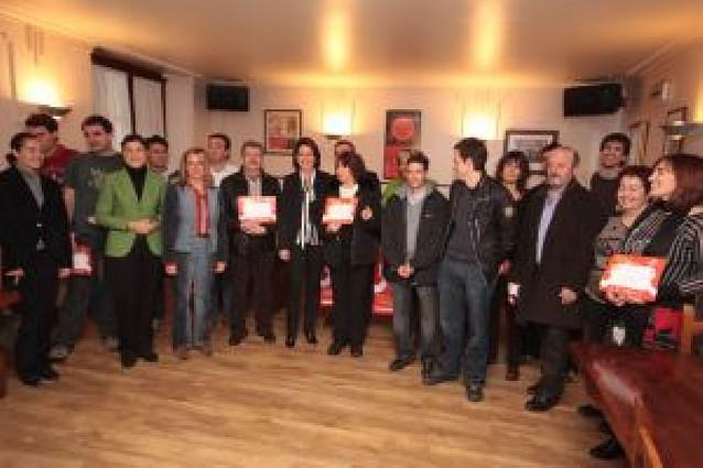 La Semana de la Cazuelica y vino de Navarra deja finalista a Bodegas Lezáun