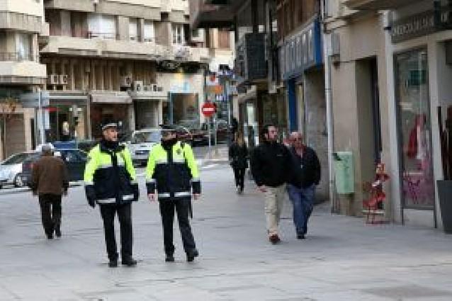 El alcalde de Tudela reconoce que hay poca policía local en la calle y anuncia cambios