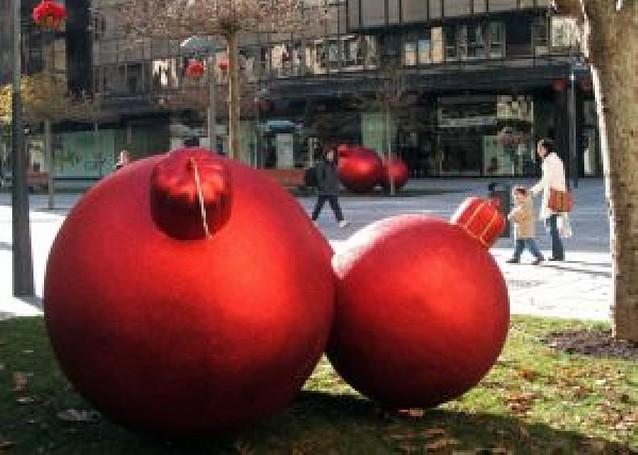"""Vuelven las """"bolas"""" de Navidad"""