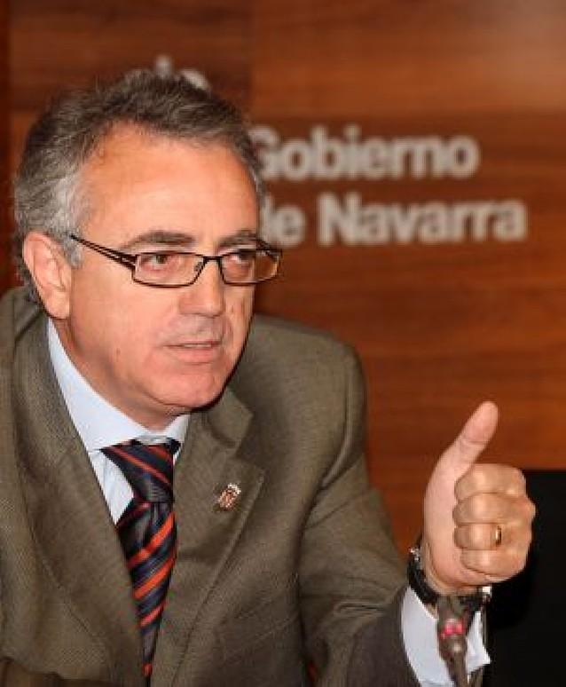 Sanz acusa a Del Burgo de ser el causante de la ruptura del pacto UPN-PP
