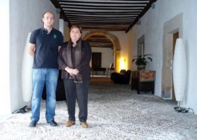 """""""El 70% de las pernoctaciones en Roncesvalles se derivan del Camino"""""""
