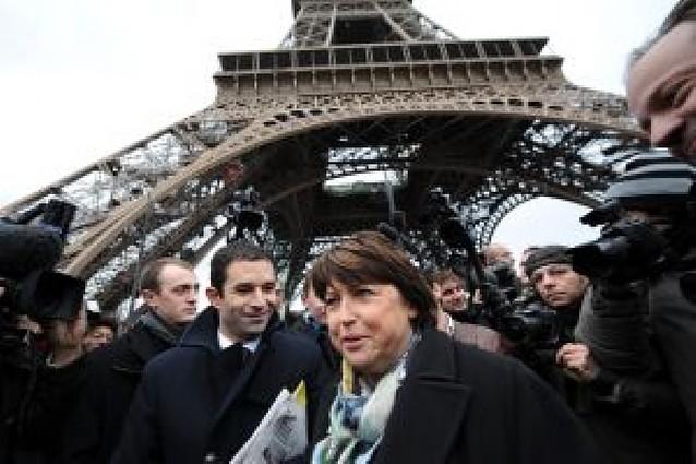 El PS francés confirma la victoria de Martine Aubry sobre Ségolène Royal