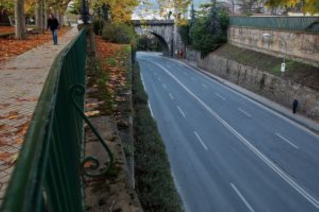 En 2009 Pamplona restaurará el Portal Nuevo, el baluarte de Gonzaga y el paseo de Ronda