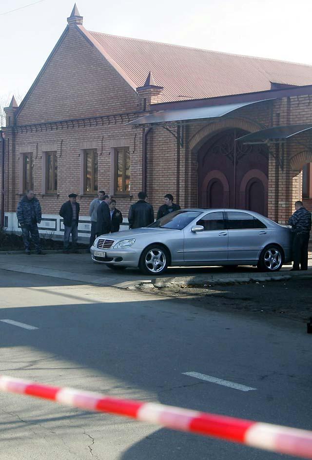 Muere en atentado el alcalde de la capital de Osetia del Norte