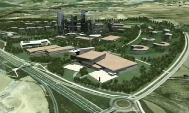"""La futura Ciudad de la Seguridad """"rentabilizará mejor los recursos económicos y humanos"""""""
