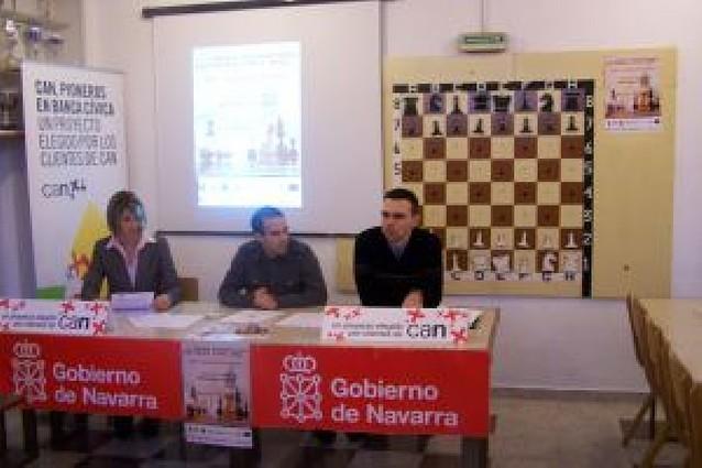 Garbisu y Huerga, en el camino del título de Gran Maestro