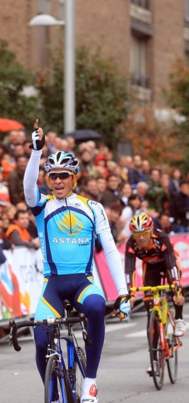 """Alberto Contador gana su segundo Vélo d""""Or seguido"""
